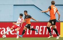 Công Phượng cứu Bùi Tiến Dũng, giúp CLB TP HCM giành 3 điểm trên đất Singapore