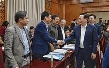 Tân Bí thư Vương Đình Huệ: Sớm đưa đường sắt Cát Linh - Hà Đông vào vận hành