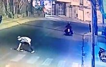 Truy tìm thanh niên ném đá vào xe đang chạy ở Đà Lạt