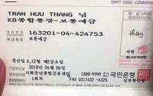 Một lao động Quảng Bình tử vong tại Hàn Quốc do bị nhồi máu cơ tim
