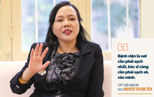 Nguyên Bộ trưởng Nguyễn Thị Kim Tiến: Gặp áp lực cũng không được rời vị trí hay oán trách!