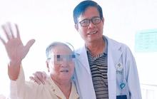 Cụ ông 96 tuổi mừng đến phát khóc khi được sáng mắt sau 3 năm mù lòa