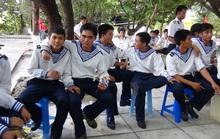 Tuổi xanh tình nguyện ở Trường Sa