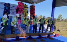 Trà Vinh: Khởi công dự án điện gió 78 MW