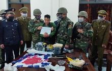 Cõng 36.000 viên hồng phiến và 4 kg ma túy tổng hợp cắt rừng đưa vào Việt Nam tiêu thụ