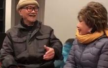 Nghệ sĩ Hồng Nga xúc động hội ngộ NSND Diệp Lang