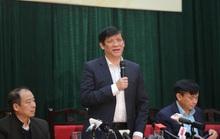Bộ Y tế thông tin về dịch bệnh virus corona: Việt Nam đã chuẩn bị tất cả các tình huống