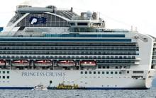 Virus corona: 10 người dương tính trên du thuyền ở Nhật Bản
