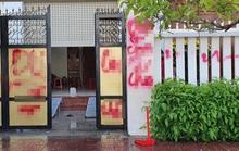 Phú Yên: Nhà riêng giám thị trại giam Bộ Công an bị tạt chất bẩn