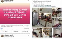 Bình Định buộc gỡ thông tin rao bán nhà ở xã hội trên Facebook