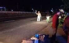 Xe máy kẹp 3 tông cột mốc, 2 thanh niên tử vong tại chỗ, 1 người nguy kịch