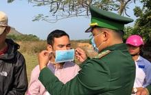Chùm ảnh: Biên phòng Quảng Trị tạm đóng cửa khẩu phụ, để chặn dịch nCoV