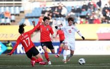 Thua Hàn Quốc 0-3, tuyển nữ Việt Nam đứng nhì bảng A