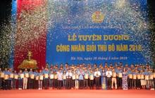 Hà Nội: Xét chọn, tuyên dương công nhân giỏi thủ đô