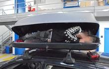 Phát hiện 3 người Việt trong hộp hành lý, kẻ buôn người bị bắt tại Anh