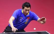 Clip: Sự kiên cường của tay vợt Trung Quốc tại ITTF Qatar Open 2020