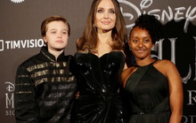 Hai cô con gái của Angelina Jolie phải phẫu thuật