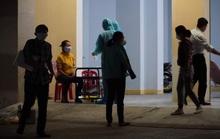 Trắng đêm cách ly người có nguy cơ mắc Covid-19 ở Bình Thuận