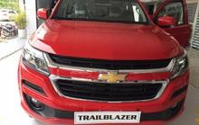 Thị trường ôtô xôn xao khi Chevrolet Trailblazer giảm gần 400 triệu đồng