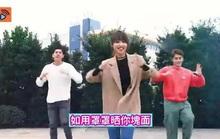 """Dàn sao TVB hào hứng nhảy điệu """"Ghen Cô Vy"""""""