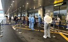Nhân viên sân bay Cát Bi và 2 người trở về từ nước ngoài nghi mắc Covid-19 có kết quả âm tính