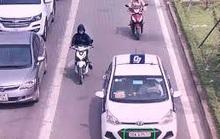 Xử phạt vi phạm giao thông qua hình ảnh mạng xã hội