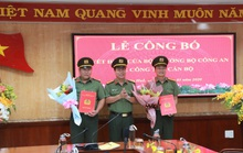 Công an Thừa Thiên - Huế điều động, bổ nhiệm hàng loạt cán bộ