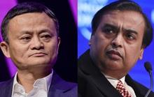 Jack Ma chính thức thành người giàu nhất châu Á