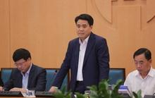Chủ tịch Hà Nội: Đang có từ 6 đến 8 ca xét nghiệm dương tính Covid-19 lần 1 trên địa bàn