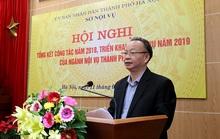 Thanh tra TP Hà Nội đề nghị kiểm điểm Phó Chủ tịch UBND TP Nguyễn Văn Sửu
