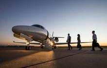 Giới siêu giàu chật vật tìm thuê máy bay riêng
