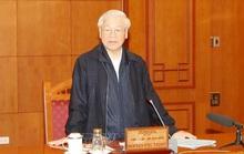 Tổng Bí thư, Chủ tịch nước Nguyễn Phú Trọng chủ trì họp Tiểu ban Nhân sự Đại hội XIII