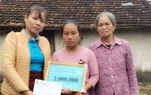Hà Nội: Trên 22 triệu đồng hỗ trợ đoàn viên khó khăn