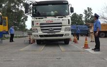 Sau điều tra của Báo Người Lao Động, hàng loạt xe tải ở Thừa Thiên - Huế bị xử phạt
