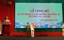 Lào Cai có tân Giám đốc Công an 52 tuổi