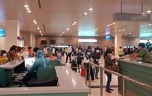 Các chuyến bay về từ Hàn Quốc được đón theo quy trình đặc biệt thế nào?