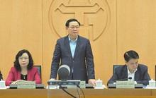 Bí thư Hà Nội Vương Đình Huệ: Làm việc với Bộ GD-ĐT, chuẩn bị phương án dạy học qua truyền hình