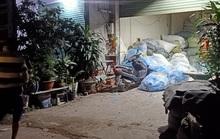Phát hiện 780 kg khẩu trang trong một vựa phế liệu ở huyện Bình Chánh