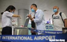Bộ Y tế thông báo khẩn tìm hành khách trên 2 chuyến bay về TP HCM