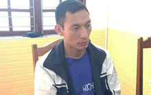Bắt nam thanh niên chém chết người phụ nữ ở chòi canh