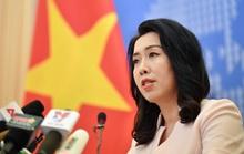 Việt Nam không công nhận cái gọi là đường 9 đoạn của Trung Quốc tại Biển Đông