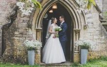 Đám cưới thời Covid-19 ở Anh: Chỉ cho 5 người tham dự