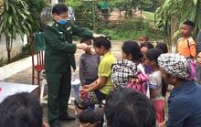 Biên giới Việt - Lào những ngày chống dịch