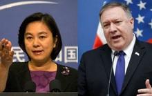 Mỹ - Trung Quốc tiếp tục khẩu chiến về Covid-19