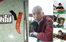 15 tuổi đã lập nhóm chuyên đi cướp trên Quốc lộ 1
