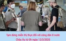 Khẩn trương xác định người từ Mỹ về TP HCM trước 0 giờ ngày 18-3