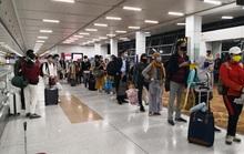 Chuyến bay đặc biệt cuối cùng trước giờ G từ Ấn Độ về VN