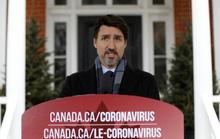 "Covid-19: Dân không nghe lời, ông Trudeau chơi ""rắn"""