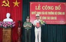 Điều động, bổ nhiệm nhiều nhân sự chủ chốt Công an tỉnh Quảng Nam