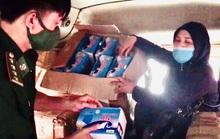 Lợi dụng Covid-19 bùng phát ở Lào, tuồn gần 21.700 khẩu trang y tế qua... bán kiếm lời